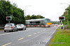 22029 speeds through XT102 Minish Level Crossing with the 1115 Tralee - Cork service. Due to All Ireland Hurling Final arrangements this service would be terminating at Mallow to form the 1245 Mallow - Tralee (1210 ex Cork). This was due to the 0715 Tralee - Cork service being diverted to Dublin Heuston. Sun 09.09.12