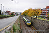 With splendid Autumn colours on the leaves 22029 climbs the grade towards Glasnevin Jct. on the former MGWR line from Newcomen Jct. with the 0930 Docklands - M3 Parkway service. Tues 30.10.12