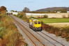 The MPV 790 has been very elusive to The Wanderer since delivery a couple of years ago. Today it was employed on Water Jetting duties between Kildare and Charleville. It is pictured at Carn following a few minutes behind the 1400 to Cork.  Sat 03.11.12