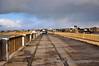 Track on Fenit Pier. Sat 17.11.12