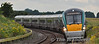 Following a few minutes behind the liner was 22026 + 22038 with the 1455 Laois Depot - Heuston. Wed 08.08.12