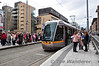 3002 at Mayor Square with service 124, 1402 Saggart - The Point. Sat 25.08.12