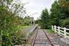 Adare Station on the mothballed Foynes Branch. Sun 07.10.12