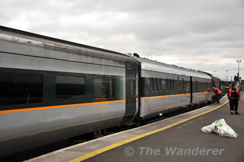 The MKIII EGV's blend in to the coach profile of the De-Dietrich stock. Mon 10.09.12