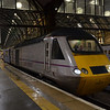 43315 leads the 1733 Kings Cross / Harrogate (Via Leeds) service seen before departure. 270114