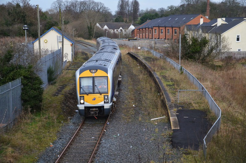 Driver Training on the Antrim branch