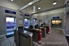 The interior of Sallins station. It is staffed for the morning. Wed 11.01.17