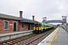 2716 + 2609 stand at Midleton after arrival of the 1015 from Cork. Sat 10.03.12