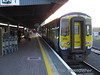 2751 at Limerick Junction with the 1546 Limerick Junction - Enniscorthy. Thurs 03.01.08