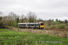 2719 + 2722 depart Birdhill with the 1050 Ballybrophy - Limerick Spl. Sat 31.03.12