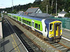 The 1100 Cork - Cobh at Glounthaune Station. Mon 29.09.08