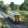 2753 working the 1630 Waterford - Limerick Junction about to pass under the N24 Roadbridge at Fiddown. Sat 09.09.06