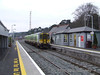 2719 + 2722 arrive at Glouthaune with the 1400 Cork - Cobh. Mon 29.12.08