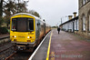 2701 + 2702 1005 Ballybrophy - Limerick at Roscrea. Sat 31.12.11