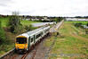 2722 + 2719 arrive at Clonmel with the 1355 Limerick Jct - Waterford. Sat 07.04.12