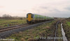 2712 + 2711 + 2720 + 2721 pass Corumin with the 1035 Manulla Jct - Ballina. Fri 20.01.12. Photo: Noel Enright.