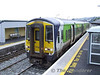 2719 + 2722 at Glouthaune with the 1400 Cork - Cobh. Mon 29.12.08