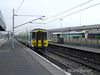 Moments after 186 left Connolly, bound for Dundalk Class 2700's No. 2717 + 2718 arrive into Connolly on transfer from Drogheda to Cork. Tues 16.10.07