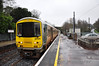 2701 + 2702 1005 Ballybrophy - Limerick at Birdhill. Sat 31.12.11