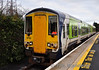 2710 + 2709 stabled at Athlone before forming the 1705 to Galway, which is a connection off the 1530 Heuston - Westport. Sat 11.02.12