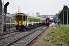 2702 + 2701 + 2714 + 2713 leave Athenry with a well loaded 1725 Galway - Limerick. Sat 24.04.10