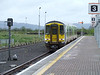 2706 + 2705 arrives at Limerick Junction with the 0930 Limerick - Limerick Junction. Sun 03.05.09
