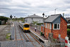 2722 + 2719 arrive at Tipperary Station with the 1355 Limerick Jct - Waterford. This regional service took connections out of the 1200 Heuston - Cork, 1230 Cork - Heuston and 1255 Limerick - Limerick Jct services at Limerick Jct. Sat 07.04.12