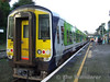 2720 + 2721 await departure from Nenagh to Ballybrophy. Mon 01.09.08