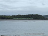The 1400 Cork - Cobh again with 2706 + 2705 + 2712 + 2711 leaves Fota and crosses the causeway to Marino Point. Mon 29.09.08