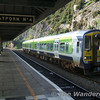 2724 + 2715 stand at Waterford Station waiting to enter the platform to work the 1745 Waterford - Rosslare Europort. Sat 09.09.06