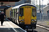 2709 + 2710 await departure from Limerick Jct with the 1455 to Limerick. Tues  27.03.12