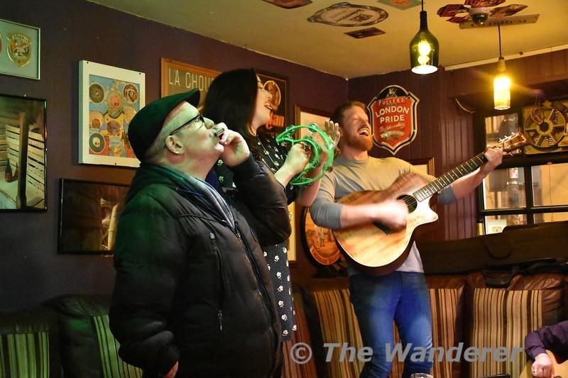 Abbot's Alehouse in Cork.  Fri 12.05.18