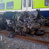 Meigh Collision with 8 Car 29000 20th June 2011