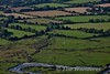 Flying over Co. Wicklow between Greystones and Newcastle. Sat 17.09.16