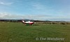 Taxing to RWY 18 for take off at Newcastle Aerodrome. Sat 17.09.16