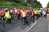 The Cycle Against Suicide comes to an end after a two week cycle around Ireland. Chapelizod Road, Dublin. Sun 11.05.14