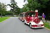 Killarney Tourist Train at Muckross House Car Park.  Sat 16.08.14