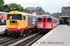 20227 and 5034 at Harrow on the Hill. Sun 16.05.10