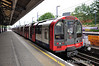 92 stock 91049 at Ealing Broadway. Sun 15.05.11