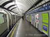 Finsbury Park Victoria Line. Sat 13.12.08