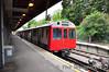 7071 at Upminster. Mon 16.05.11
