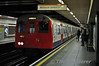 A Stock 5141 at Moorgate with a Uxbridge service. Fri 14.05.10