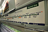 The District Line Map as displayed in the interior of the cars. Mon 16.05.11