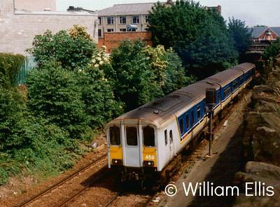 Farewell to NIR 450 CLASS DEMU's 1985-2012
