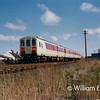 452 heads for Larne passing Eden in 1986