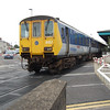 452 departs Coleraine for Portrush 16.08.2010