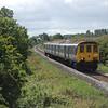 456 near University bound for Portrush 04.08.2010