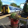 451 arrives at Carrickfergus 24.08.2010