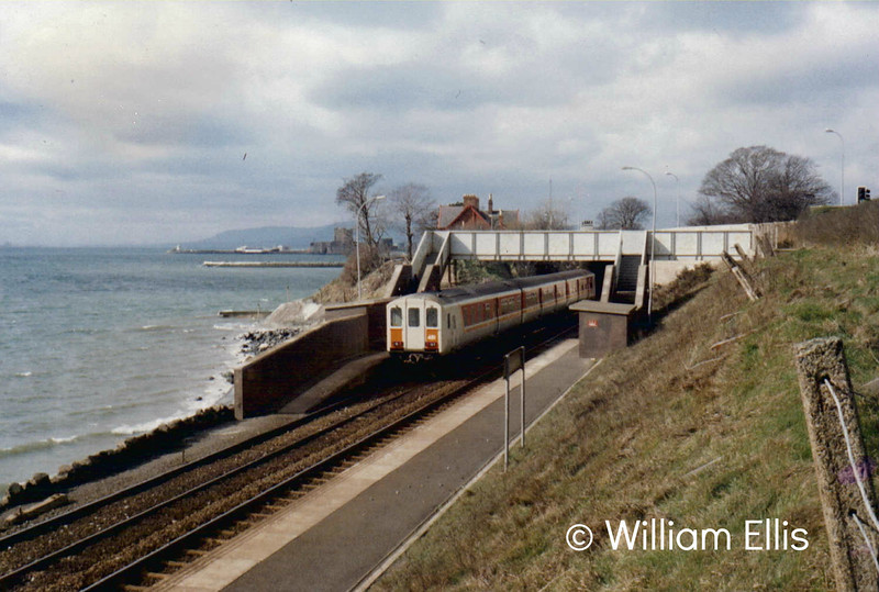451 calls at Downshire with a Belfast bound service in 1986