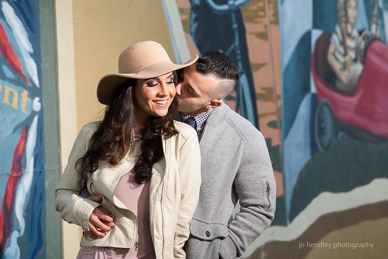 Francasco and Bianca Engagement 3 6 16